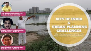 भारतीय शहर  और अर्बन प्लानिंग की चुनौतियाँ