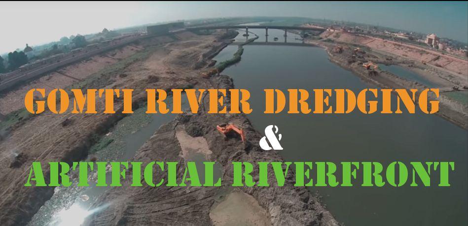 रिवर फ्रंट के अहम बिंदुएंरिवर फ्रंट प्रोजेक्ट के लिये नदी के स्वाभाविक और पर्यावरणीय प्रवाह का सटीक