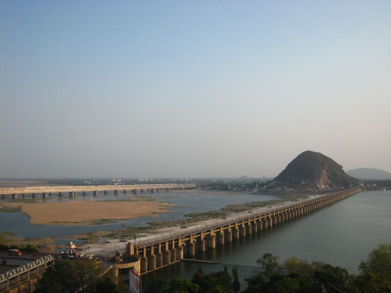Barrages & mega Dams failed to meet objectiveThe Chief minister of Bihar is calling for an evalu