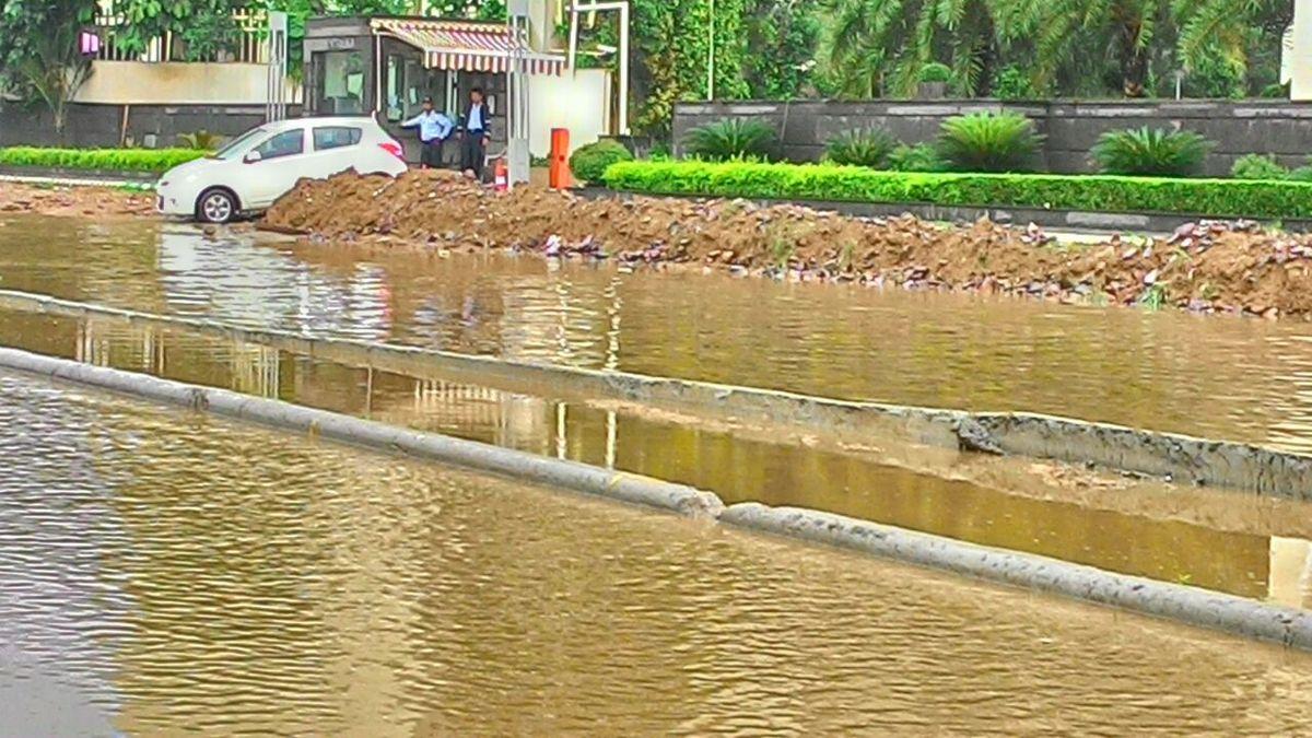 दिल्ली का जलभराव - समस्या और समाधान एक अपील 'जन गण मन' के उ