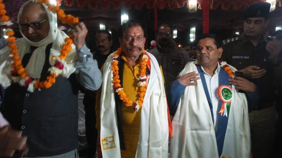 नाम : गोविन्द नारायण शुक्ला  पद : भाजपा नगर पंचायत चेयरमैन, बीघापुर, उन्नाव नवप्रवर्तक कोड: