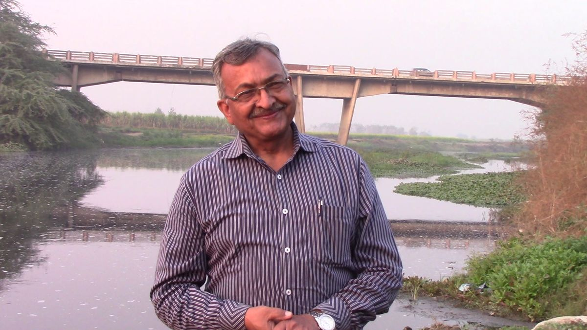 Name- Dharam Veer KapilDesig