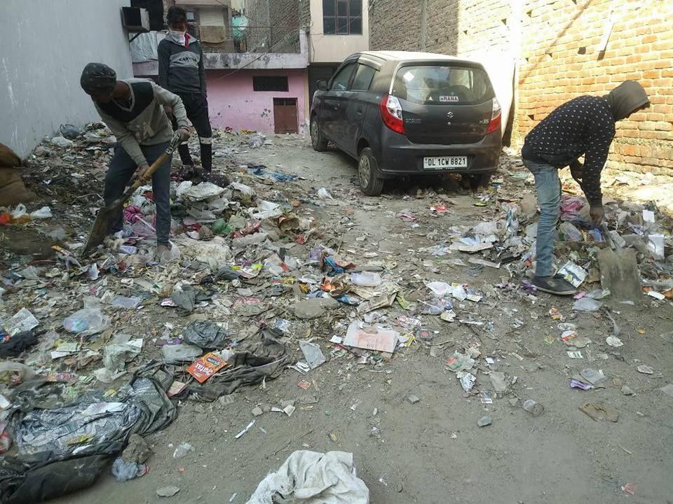 पश्चिमी दिल्ली, राष्ट्रीय राजधानी दिल्ली का एक महत्त्वपूर्ण जिला जो कि 'स्वच्छ भारत अभियान' को लेकर