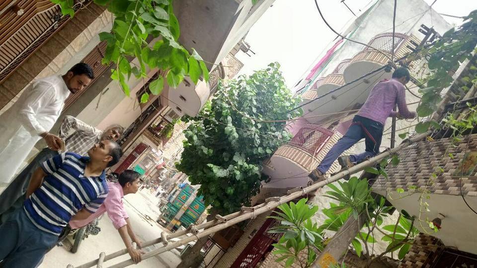 नाम : प्रवीण कुमार पद : पार्षद (आप), सीतापुरी,पश्चिमी दिल्ली <
