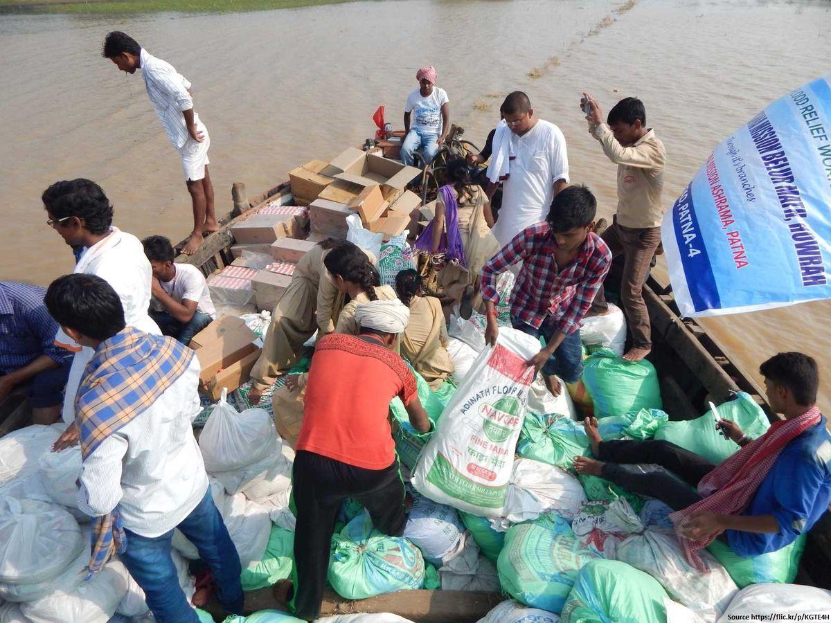 बिहार यूपी में बाढ़ का कहरबिहार और उत्तर प्रदेश में बाढ़ की स्थिति और भी गंभीर होते जा रही है. दोनों