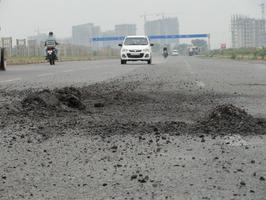 सड़क व्यवस्था , पश्चिमी दिल्ली  - जारी एक रिसर्च