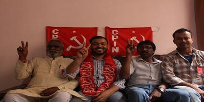 एमसीडी चुनाव और चुनाव सुधार को लेकर सीपीआईएम के उम्मीदवार फैजल खान का साक्षात्कार