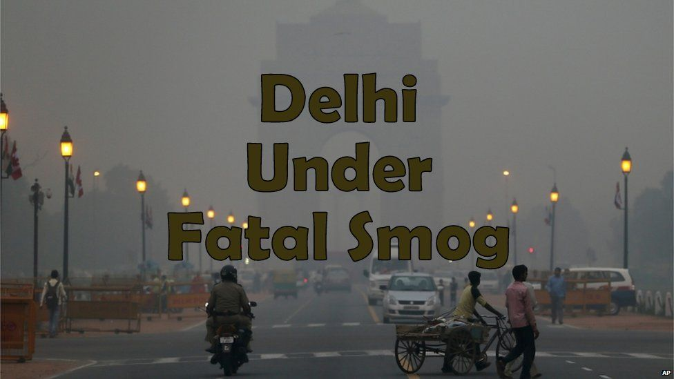 Rising pollutant levels in air is making life of Delhites complicated. Rampant rise in smog over Del