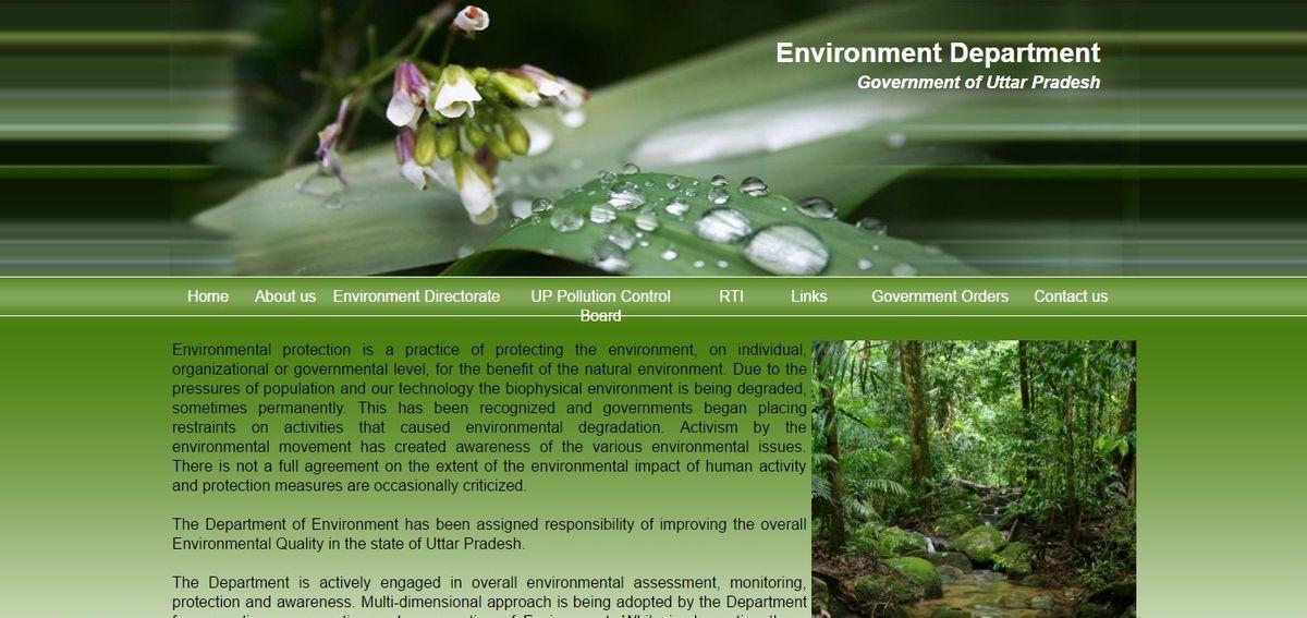 पर्यावरण विभाग ने किया अधिकारों का गलत प्रयोगसुप्रीम कोर्ट का आदेश है के पर्यावरण विभाग के क्लीयरें