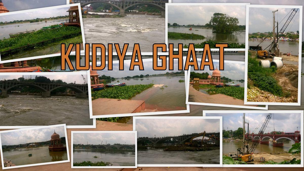 KUDIYA GHAAT-SITE VISIT