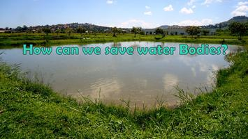 How to Save the Water bodies?