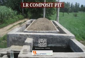 Sustainable alternative to crop stubble burning in Uttar Pradesh- LR (Lalit-Raman) Compost Pit : A Research