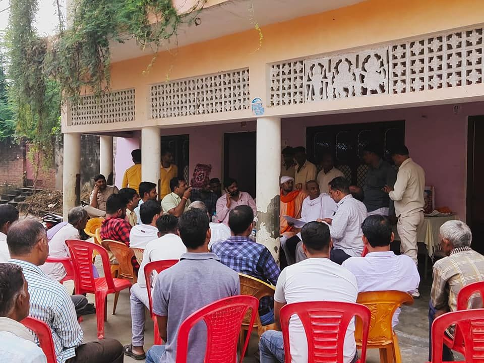 भारतीय जनता पार्टी के एक अनुभवी व प्रभावशाली राजनेता माने जाने वाले श्री कौशल किशोर उत्तर प्रदेश के