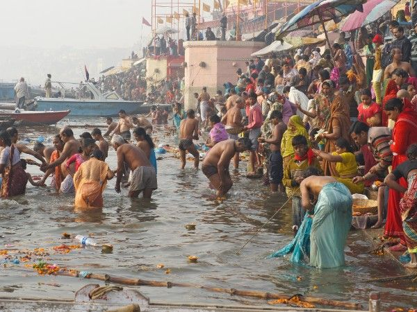 Do you know your Ganga?-For most of us the Ganga is merely a conduit of water. Is that true? In the