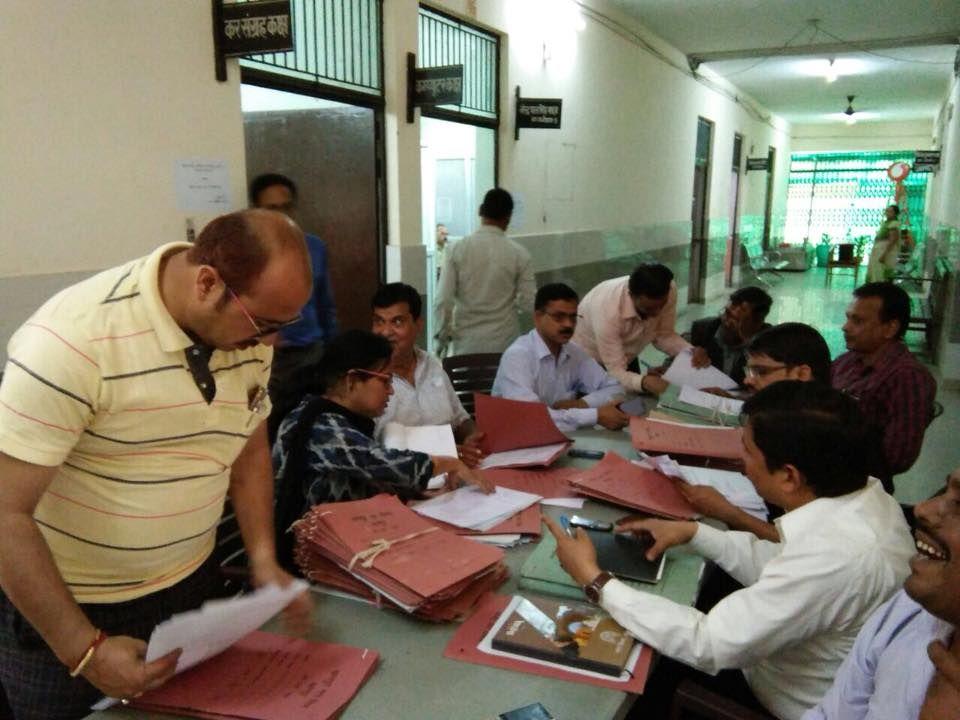 नगर निगम द्वारा कन्या विवाह आयोजन के लिए फार्म प्राप्त करने हेतु सूचना-गोविंदनगर उत्तरी वार्ड के पार