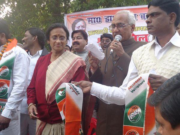 नाम- गिरीश कुमार मिश्रापद- पार्षद (कांग्रेस),