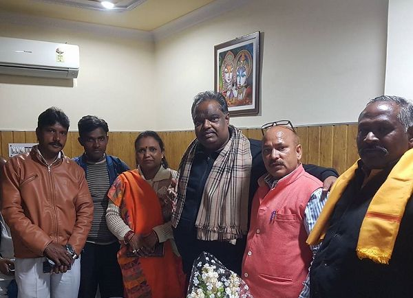 नाम – हनुमान प्रसाद पांडे पद – पार्षद प्रतिनिधि (भाजपा),