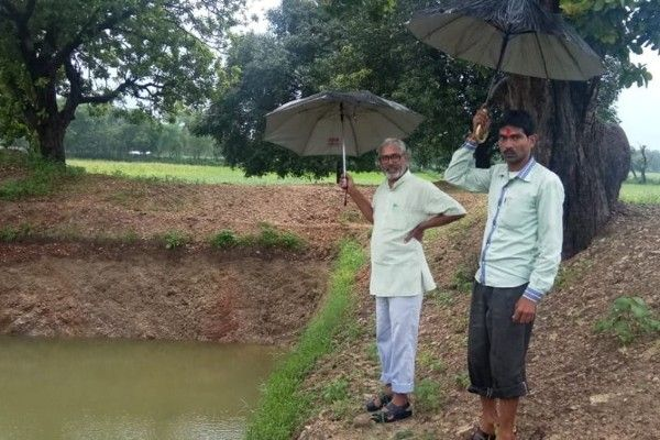 नाम - पुष्पेन्द्र भाईपद - प्रगतिशील किसान, बाँदा (बुंदेलखंड)नवप्रवर्तक कोड -71182046कृषि पद्धति क