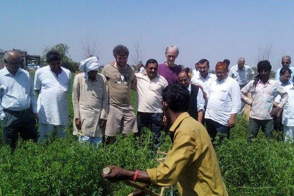 नाम – प्रेम सिंह पद - प्रगतिशील किसान, आवर्तनशील कृषि विशेषज्ञ नव