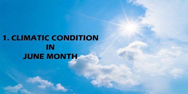 जून स्वास्थ्य विशेषांक - झुलसा देने वाली गर्मी में पाए आरोग्य का वरदान-हि