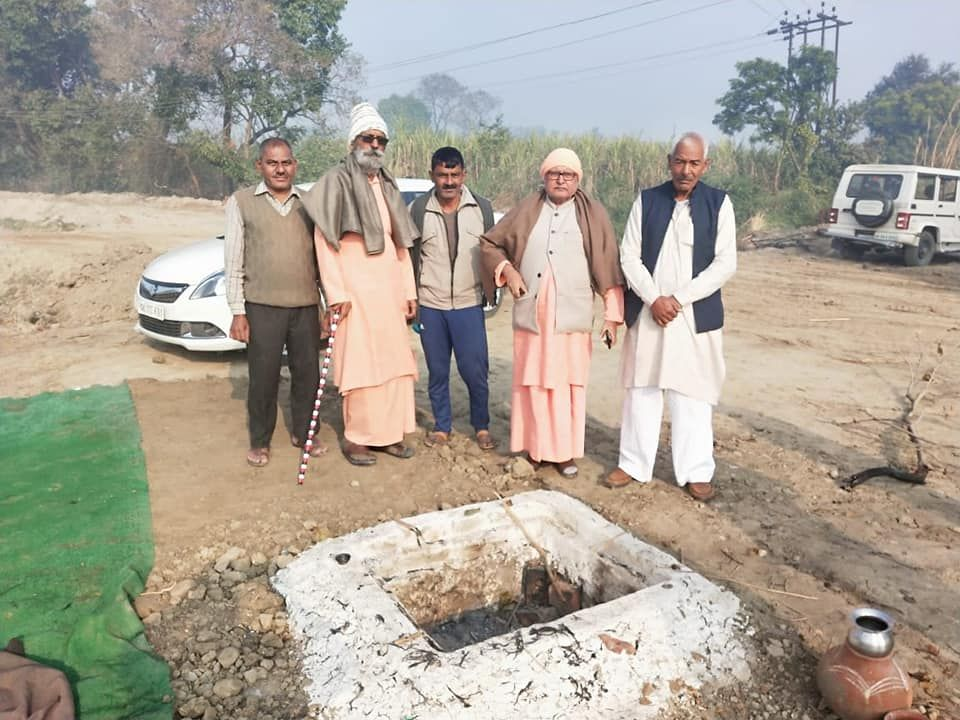काली उद्धार की ओर बढ़ते कदम - ग्रामवासियों, प्रशासन के साथ ही अब केंद्र सरकार ने भी ली सुध-काली नदी