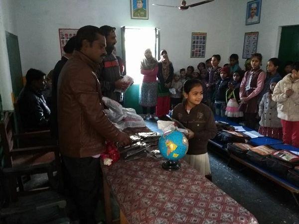 नाम – शरद कुमार सोनकर  पद – पार्षद, चुन्