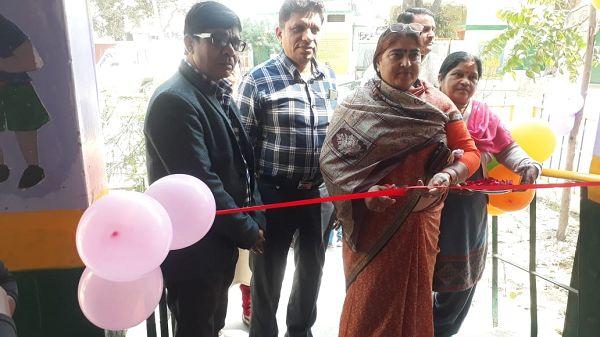 नगर पंचायत अकबरपुर, कानपुर देहात के अंतर्गत पल्स पोलियो अभियान 2019 का शुभोद्घाटन-प्रत्येक
