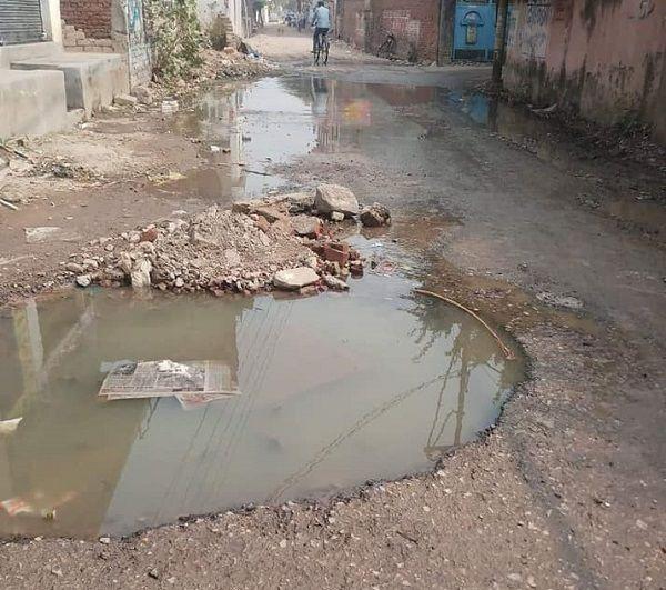 _भेलूपुर जोन की नगवा सबजोन के अंतर्गत आने वाला रानीपुर वार्ड वाराणसी नगर निगम द्वारा संचालित वार्ड ह