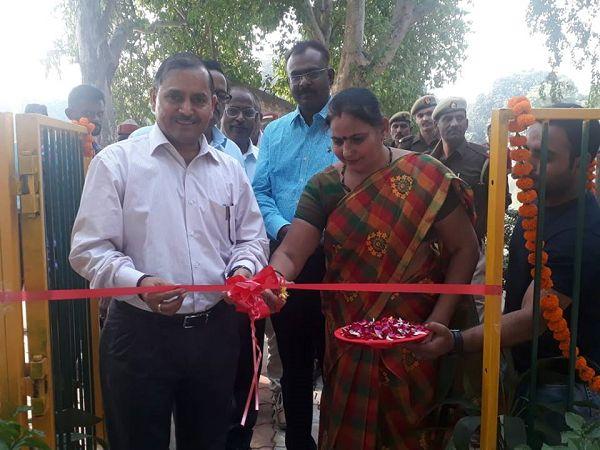 नाम - नमिता मिश्रा  पद – भाजपा पार्षद, वार्ड 37 अशोक नगर, कानपुर नवप्रवर्तक कोड -
