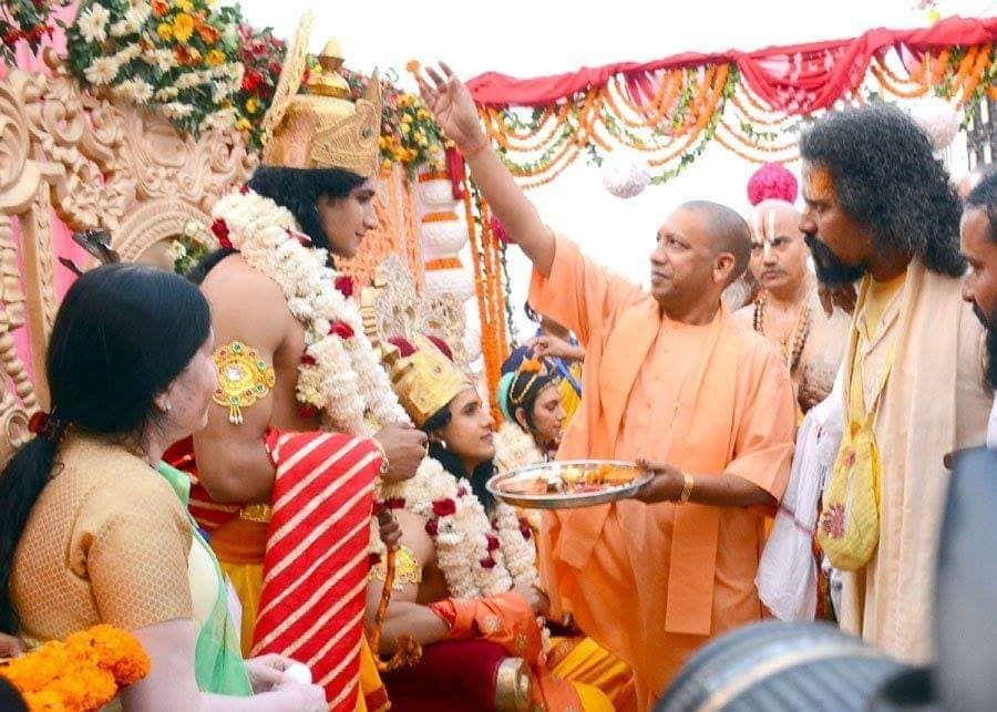 _भारत की मोक्षदायिनी मानी जाने वाली सप्तपुरी नगरियों में से एक नगरी अयोध्या है, जिसका इतिहास सदियों