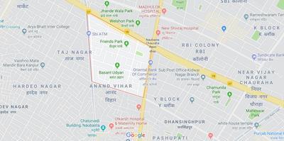 Ward 88 – Vasant vihar (Kanpur)