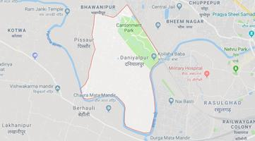Daniyalpur, Ward 12 (Varanasi)