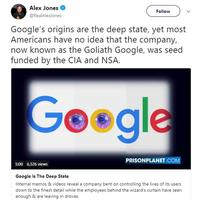गूगल की वास्तविक उत्पत्ति में सीआईए की भूमिका अहम