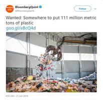 अब कहां जाएगा 111 मिलियन टन कचरा ? : चीन के  ग्रीन फेंस अधिनियम से  पनपी विश्वव्यापी अपशिष्ट समस्या
