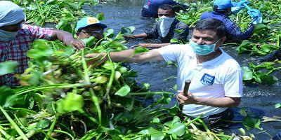 हिंडन माटी  : सरकार और समाज के संयुक्त प्रयासों से अविरल होगी हिंडन नदी