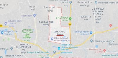 Sikraul, Ward 15 (Varanasi)
