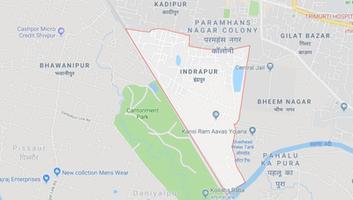 Ward 1, Indrapur (Varanasi)