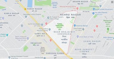 Ward 5 – Jawahar nagar (Kanpur)