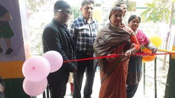 नगर पंचायत अकबरपुर, कानपुर देहात के अंतर्गत पल्स पोलियो अभियान 2019 का शुभोद्घाटन
