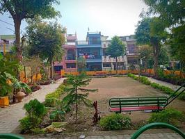 सुभाष पार्क का सौन्दर्यकरण कार्यक्रम