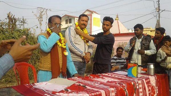 नाम : आलोक कुमार यादव पद : पार्षद (भाजपा), लक्ष्मण घाट, वार्ड-31, अयोध्या  नवप्रवर्तक क