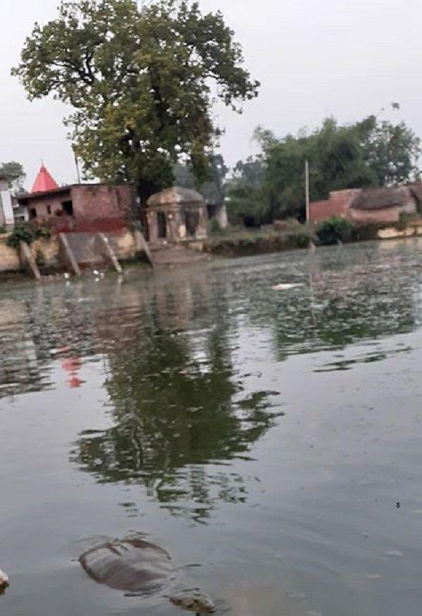 _सप्तपुरी नगरियों में से एक नगरी अयोध्या, जिसे भारत की मोक्षदायिनी नगरी माना जाता है तथा जिसका इतिह