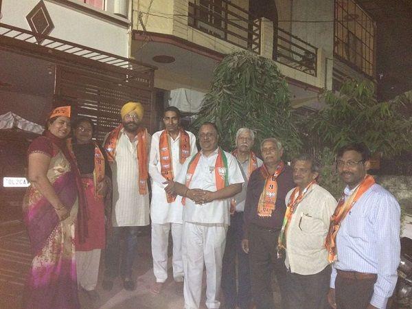 नाम : आनंद गुप्ता  पद : पार्षद, भारतीय जनता पार्टी, गाजियाबाद नव