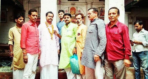 नाम : नन्दलाल गुप्ता पद : पार्षद (भाजपा),