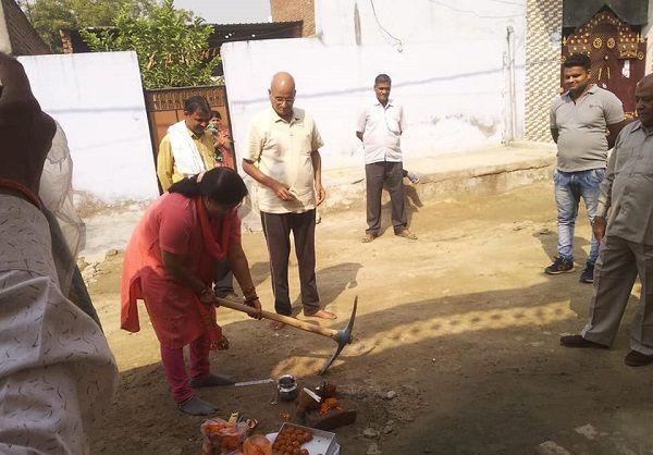 नाम : मेनका सिंह सेंगरपद : पार्षद (भाजपा),