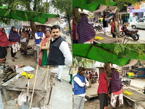 कानपुर के अंतर्गत शास्त्री नगर में ड्यूटी के समय नदारद मिले सफाई कर्मचारियों को निर्देश-भाजपा से शास