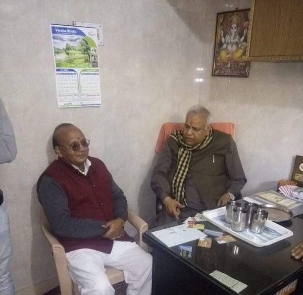 नाम - अनिल वर्मापद - पार्षद (भाजपा), गुजैनी कॉल