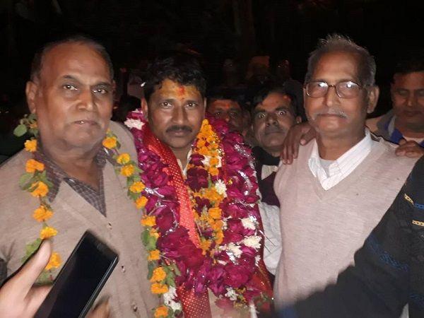 नाम- सुमित कुमार पालपद - पार्षद (भाजपा), वार्ड- 53