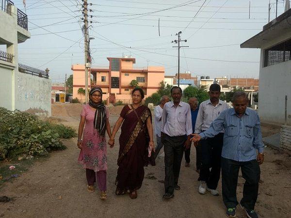 नाम : निर्मला मिश्रा पद : भाजपा पार्षद,