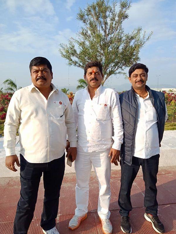 नाम : संजय कुमार सिंह  पद : पार्षद (कांग्रेस),